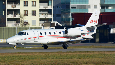 SE-RIZ - Cessna 560XL Citation XLS - WaltAir Europe