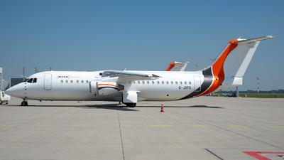G-JOTS - British Aerospace Avro RJ100 - Jota Aviation