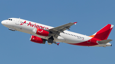 A picture of N493TA - Airbus A320233 - Avianca - © Issac