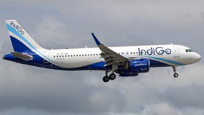 A picture of VTIVN - Airbus A320271N - IndiGo - © Aashay Bapaye