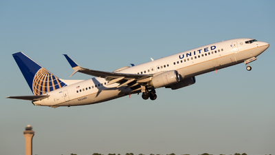A picture of N33266 - Boeing 737824 - United Airlines - © Positive Rate Photography