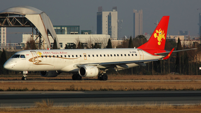 B-3158 - Embraer 190-100IGW - Tianjin Airlines