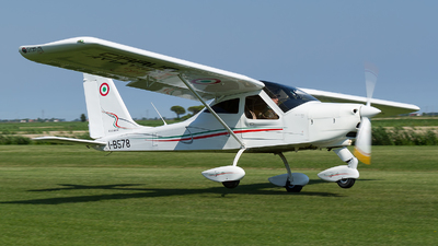 I-B578 - Tecnam P92 Echo Classic - Private