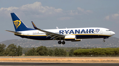 EI-FZS - Boeing 737-8AS - Ryanair