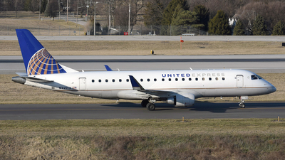 A picture of N721YX - Embraer E175LR - United Airlines - © DJ Reed - OPShots Photo Team