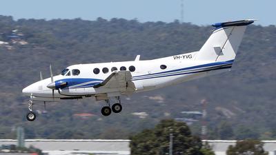VH-YVG - Beechcraft 200 Super King Air - Formula Aviation