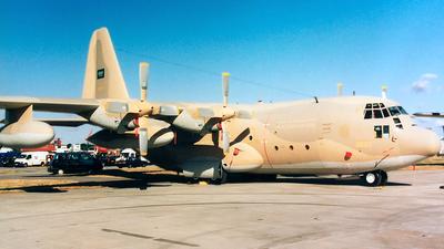 3202 - Lockheed KC-130H Hercules - Saudi Arabia - Air Force