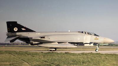 XT901 - McDonnell Douglas Phantom FGR.2 - United Kingdom - Royal Air Force (RAF)