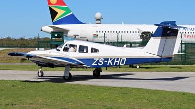 ZS-KHO - Piper PA-44-180 Seminole - Algoa Flying Club