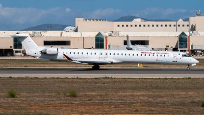 A picture of ECLOV - Mitsubishi CRJ1000 - Iberia - © Frantisek Sindelar