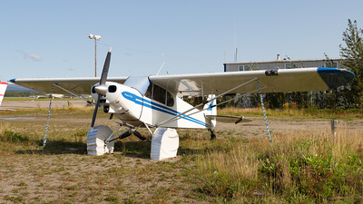 N18338 - Piper L-18C Super Cub - Private