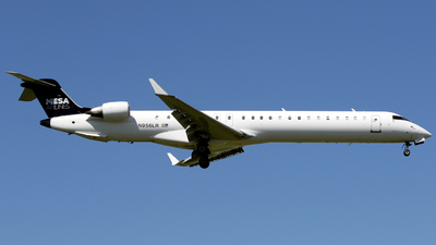 N956LR - Bombardier CRJ-900ER - Mesa Airlines