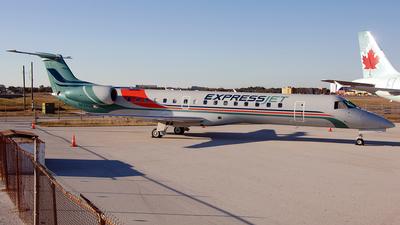 N13908 - Embraer ERJ-145LR - ExpressJet Airlines