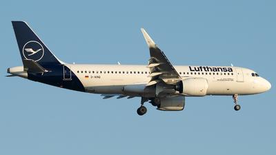 D-AINQ - Airbus A320-271N - Lufthansa