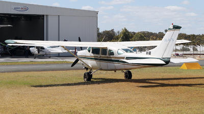 VH-TDQ - Cessna U206F Stationair 6 - Broome Air Services