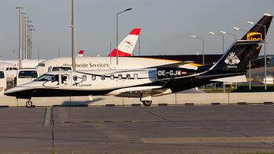 OE-GJW - Bombardier Learjet 75 - Avcon Jet