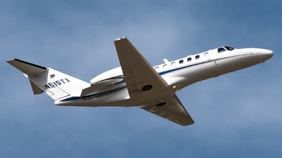 N515TX - Cessna 525 Citationjet CJ3 - Private