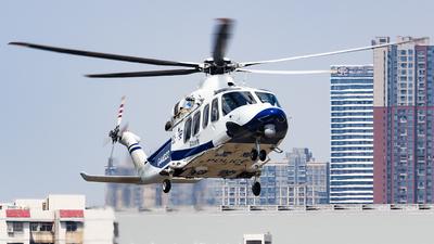 G44022 - Agusta-Westland AW-139 - Shenzhen Police
