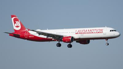 OE-LCJ - Airbus A321-211 - LaudaMotion