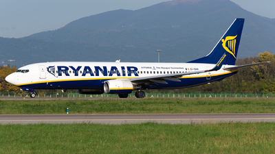 A picture of EIDHR - Boeing 7378AS - Ryanair - © Varani Ennio