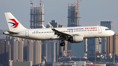 B-305Y - Airbus A320-251N - China Eastern Airlines