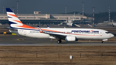 OK-TSF - Boeing 737-8Q8 - SmartWings