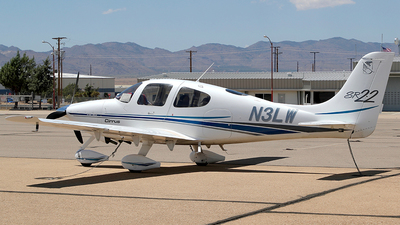 N3LW - Cirrus SR22 - Private