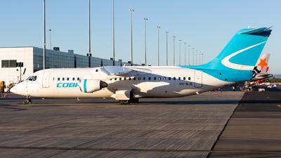 VH-NJE - British Aerospace Avro RJ100 - Cobham Aviation Services Australia