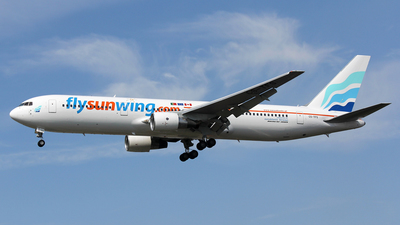 CS-TFS - Boeing 767-3Y0(ER) - Sunwing Airlines (EuroAtlantic Airways)