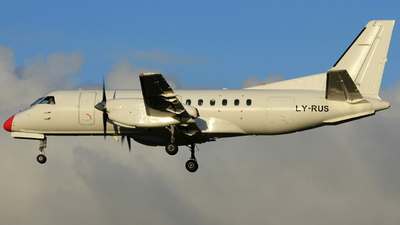 LY-RUS - Saab 340A - Danish Air Transport (DAT)