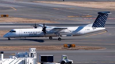 A picture of CGKQC - De Havilland Canada Dash 8400 - Porter Airlines - © OCFLT_OMGcat