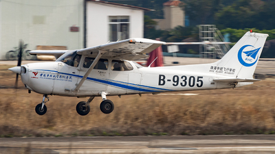 B-9305 - Cessna 172R Skyhawk - AVIC Zhuhai General Aviation