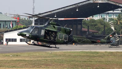 HA-5162 - Bell 412EP - Indonesia - Army