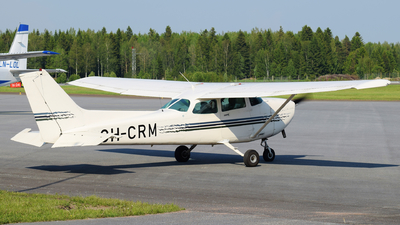 OH-CRM - Cessna 172P Skyhawk II - Finnish Aviation Academy