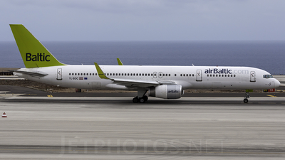 YL-BDC - Boeing 757-256 - Air Baltic