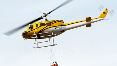 N17HX - Bell 205A-1 - Helicopter Express