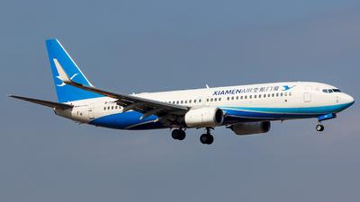 B-7195 - Boeing 737-85C - Xiamen Airlines