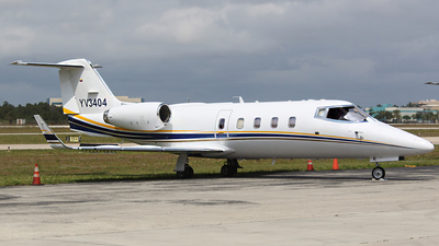 YV3404 - Bombardier Learjet 55 - Private