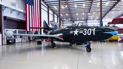 125295 - Grumman F9F-2 Panther - Private