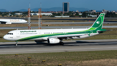 YI-AGS - Airbus A321-231 - Iraqi Airways
