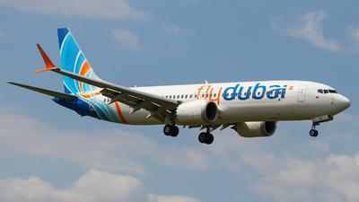 A6-FME - Boeing 737-8 MAX - flydubai