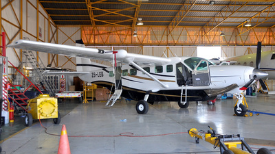 ZS-LEB - Cessna 208B Grand Caravan - Ultimate Air