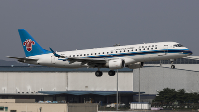 B-3138 - Embraer 190-100LR - China Southern Airlines