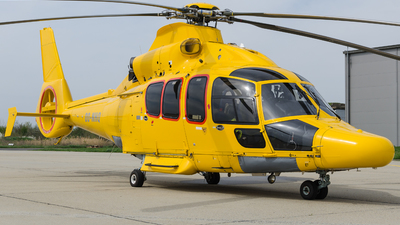 OO-NHQ - Eurocopter EC 155B1 Dauphin - Noordzee Helikopters Vlaanderen (NHV)