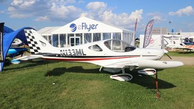 N133ML - BRM Aero Bristell NG5 LSA - Private