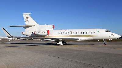 HZ-SPAI - Dassault Falcon 7X - Saudia Private Aviation