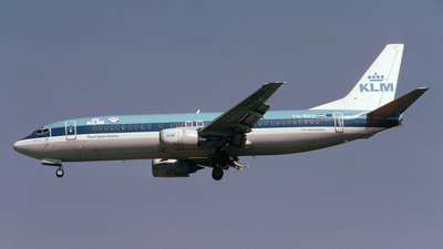 PH-BDU - Boeing 737-406 - KLM Royal Dutch Airlines