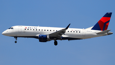 N607CZ - Embraer 170-200LR - Delta Connection (Compass Airlines)