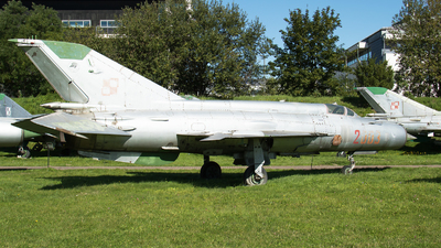 2003 - Mikoyan-Gurevich MiG-21MF Fishbed J - Poland - Air Force