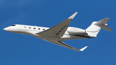 N988NC - Gulfstream G650ER - Private